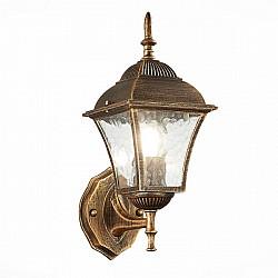 Настенный фонарь уличный Domenico SL082.201.01