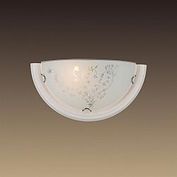 Настенный светильник Blanketa 001
