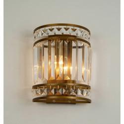 Настенный светильник 1085-2W Crystal Ancient Favourite