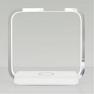 Интерьерная настольная лампа Frame 80502/1 хром