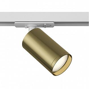 Трековый светильник Focus S TR020-1-GU10-WBS