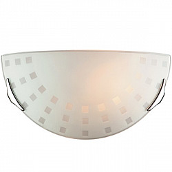 Настенный светильник Quadro White 062