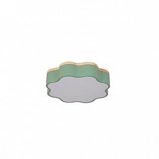 Потолочная люстра 10208/1LED (Green)