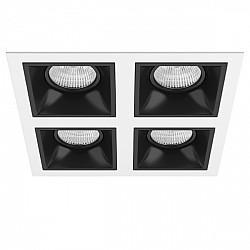 Точечный светильник Domino D54607070707