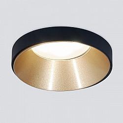 Точечный светильник 112 MR16 золото/черный