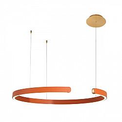Подвесной светильник Ring 10025/600 Orange