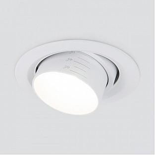 Точечный светильник 9920 LED 15W 4200K белый