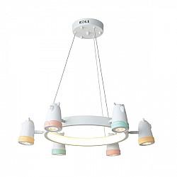 Подвесная люстра 2449-6P Modern LED Taddy bears Favourite