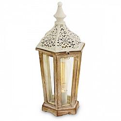 Интерьерная настольная лампа Kinghorn 49278