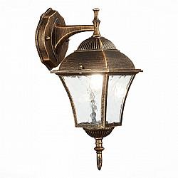 Настенный фонарь уличный Domenico SL082.211.01