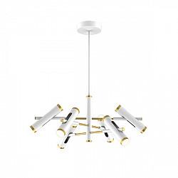Подвесная люстра 2323-12P Modern LED Duplex Favourite