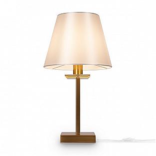 Интерьерная настольная лампа Forte FR1006TL-01G