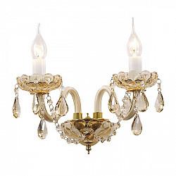 Настенный светильник 1738-2W Crystal Brendy Favourite