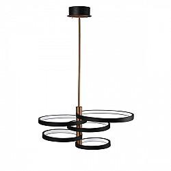 Подвесная люстра 2116-5P Modern LED Umlauf Favourite