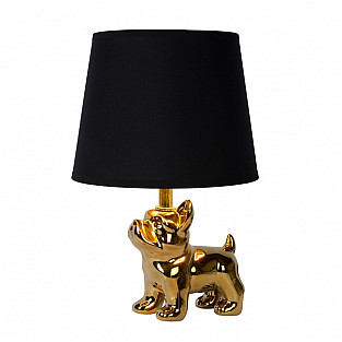 Интерьерная настольная лампа Extravaganza Sir Winston 13533/81/10