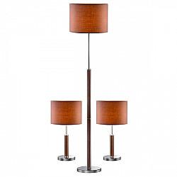 Комплект из торшера и двух настольных светильников 1427-SET Modern Super-set Favourite