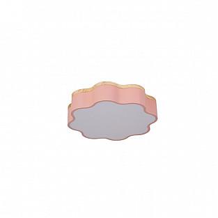 Потолочная люстра 10208/1LED (Pink)