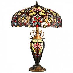 Интерьерная настольная лампа 825-804-03