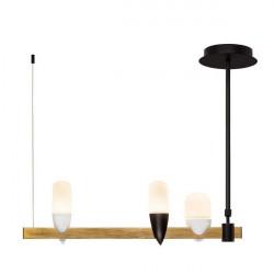 Подвесной светильник Whisper 1028-3BL