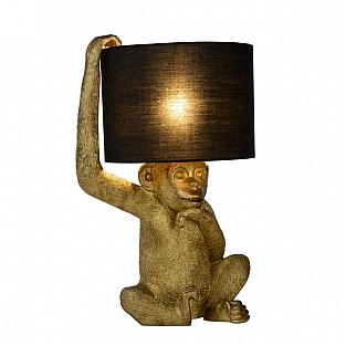 Интерьерная настольная лампа Extravaganza Chimp 10502/81/30