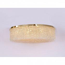 Потолочная люстра 10160 10168/PL gold