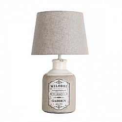 Интерьерная настольная лампа Isola A4272LT-1GY