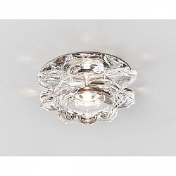 Точечный светильник Дизайн Кристальный D8188 CL/CH