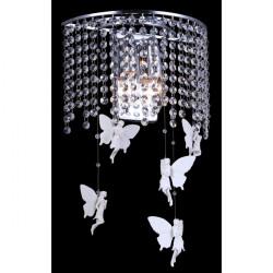 Настенный светильник 1165-2W Crystal Fairies Favourite