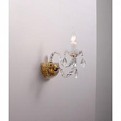 Настенный светильник 1736-1W Crystal Simone Favourite