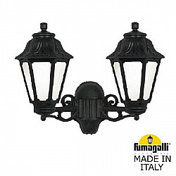 Настенный фонарь уличный Anna E22.141.000.AYF1R