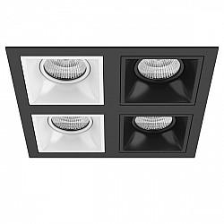 Точечный светильник Domino D54706060707