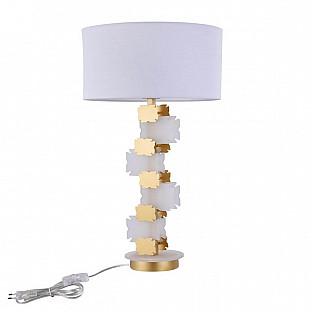 Интерьерная настольная лампа Valencia H601TL-01BS