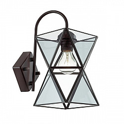 Настенный светильник 1919-1W Country Polihedron Favourite