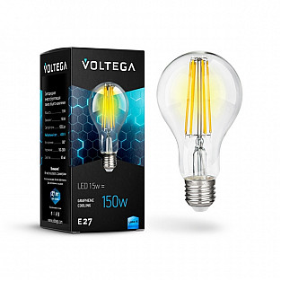 Лампочка светодиодная филаментная Crystal 7103