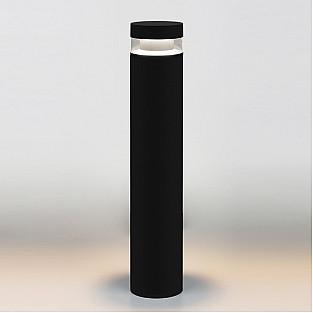Наземный светильник 1532 TECHNO LED черный