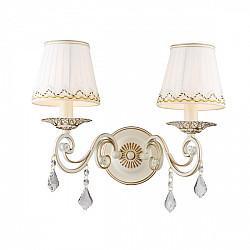 Настенный светильник 1734-2W Classic Musa Favourite