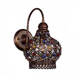 Настенный светильник 1666-1W Country Latifa Favourite