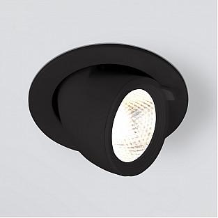 Точечный светильник 9918 LED 9W 4200K черный