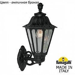 Настенный фонарь уличный Rut E26.131.000.BXF1R