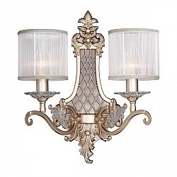 Настенный светильник 2307-2W Classic Seraphima Favourite