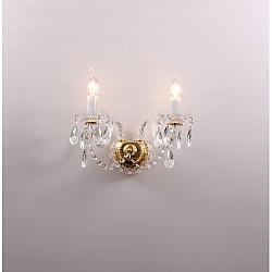 Настенный светильник 1736-2W Crystal Simone Favourite
