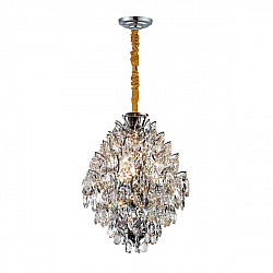 Подвесная люстра 2093-4P Crystal Faberge Favourite