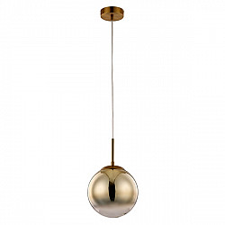 Подвесной светильник Jupiter Gold A7961SP-1GO