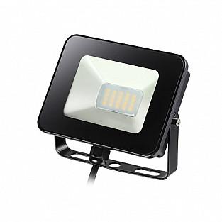 357531 NT18 117 черный Ландшафтный прожектор с датчиком движения IP65 LED 4000K 10W 220-240V ARMIN