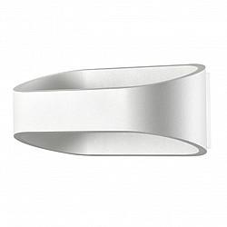 357517 NT18 098 белый Ландшафтный светильник IP54 LED 3000K 9W 220-240V CALLE