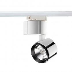 357537 NT18 167 белый Трековый светильник IP20 LED 3000K 15W 110-240V KULLE