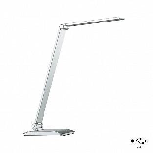 3759/7TL LN19 228 серебро Настольная лампа LED 7W 220V REIKO