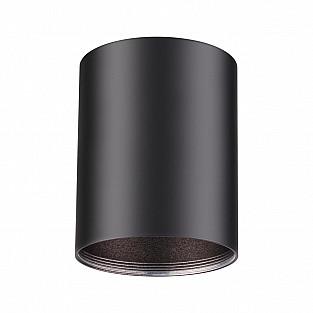 370530 NT19 032 черный Накладной светильник IP20 GU10 220V UNITE