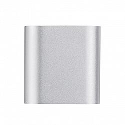 4213/2WL HIGHTECH ODL21 серебр/металл Настенный светильник IP20 LED 2W 236Лм 3000K MAGNUM