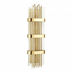 4853/4W HALL ODL_EX21 золото/стекло Настенный светильник E14 4*40W высота 810см EMPIRE